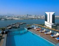 Hilton Dubai Creek Hotel leisure