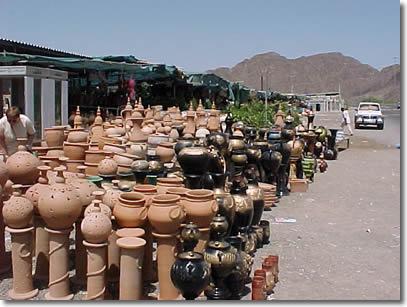 Masafi - Friday Market